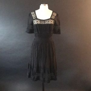 Free People Small Black Dress! ❤️